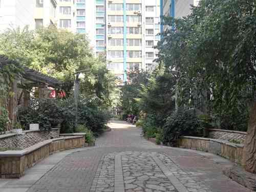 米兰城市花园